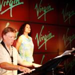 Seawind Reunion appearance at Virgin Japan, Larry Williams and Pauline Wilson, 2009