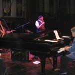 Christian McBride, Al Jarreau, and Larry Williams, Symphony Concert series