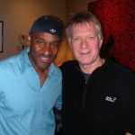 Marcus Miller and Larry Williams